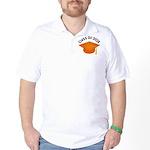 Class of 2028 (Orange) Golf Shirt
