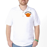 Class of 2029 (Orange) Golf Shirt