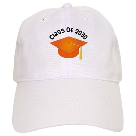 Class of 2030 (Orange) Cap