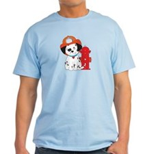 Dalmation Fire Dog T-Shirt