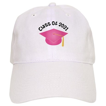 Class of 2021 (Pink) Cap