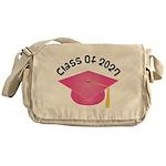 Class of 2027 (Pink) Messenger Bag