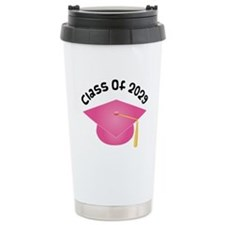 Class of 2029 (Pink) Ceramic Travel Mug