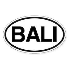 Bali Decal