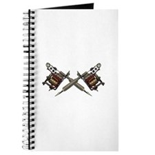 Twin Tattoo Needles Journal