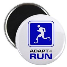 "Adaptive Running 2.25"" Magnet (10 pack)"