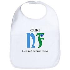 NF SUCKS Bib - NF (Neurofibromatosis) Awareness