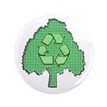 Earth Day ~ Button