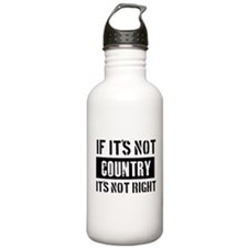 Cool Country designs Water Bottle