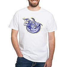 Knight fighting dragon Shirt