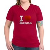 I love Danna Shirt