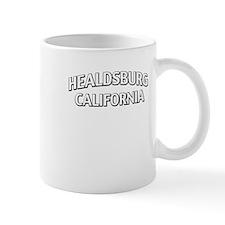 Healdsburg California Mug