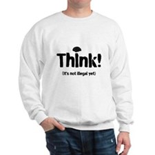 Think! Sweatshirt