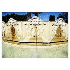 Close-up of a fountain, Vina del Mar, Sausalito, C