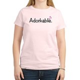 Funny Adorkable T-Shirt