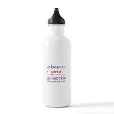 Schnorkie PERFECT MIX Water Bottle