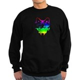Vector Wolf Sweatshirt