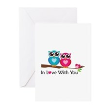 Owl Always Love You Greeting Cards (Pk of 20)