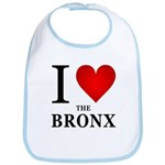 I Love the Bronx Bib