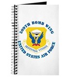 509th Bomb Wing with Text Journal