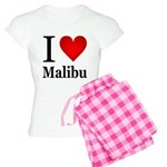 I Love Malibu Women's Light Pajamas