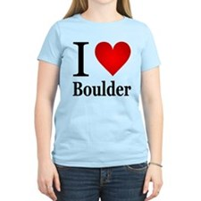I Love Boulder T-Shirt