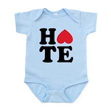 Hate Infant Bodysuit