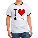 I Love Montreal Ringer T