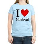 I Love Montreal Women's Light T-Shirt