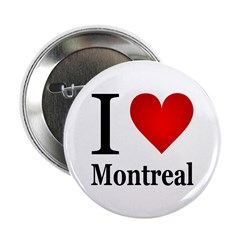 I Love Montreal 2.25&quot; Button