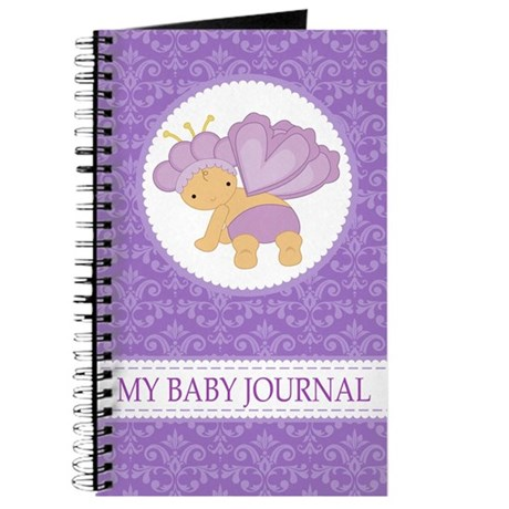 Cute Baby Notes Journal Gift
