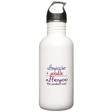 Affenpoo PERFECT MIX Stainless Water Bottle 1.0L