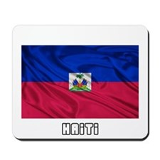Flag of Haiti Mousepad