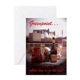 Greenpoint Greeting Card