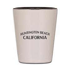 Huntington Beach California Shot Glass