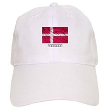 Flag of Denmark Baseball Cap