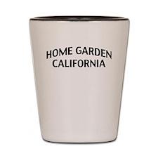 Home Garden California Shot Glass