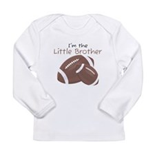 Football Little Brother Long Sleeve T-Shirt