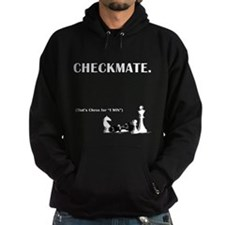 Checkmate I Win Hoodie