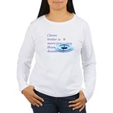 Funny Clean water T-Shirt