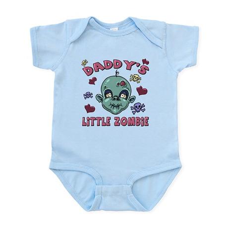 Daddy's Zombaby Girl Infant Bodysuit