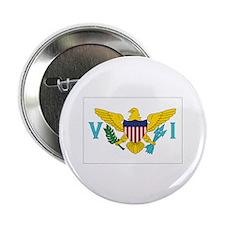"USVI Flag 2.25"" Button (100 pack)"