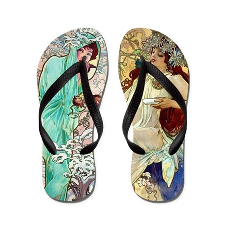 Mucha - Winter Flip Flops