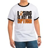 Losing Is Not An Option Leukemia T