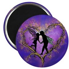 "Magical Kiss 2.25"" Magnet (100 pack)"