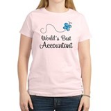 Accountant (World's Best) Gift T-Shirt