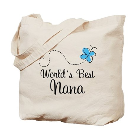 Nana (World's Best) Tote Bag