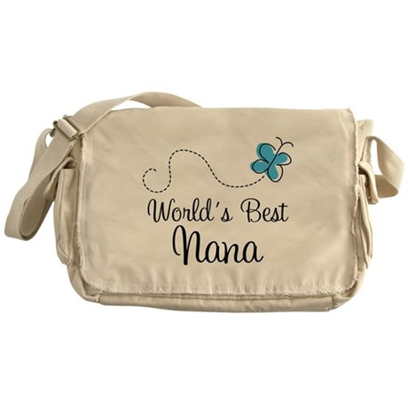 Nana (World's Best) Messenger Bag