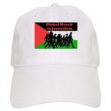 Global March to Jerusalem Baseball Cap