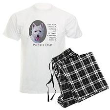 Westie Dad Pajamas